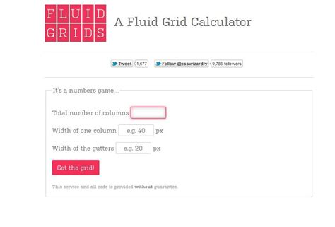 css grid layout fluid 40 useful responsive web design tools