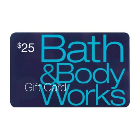 Bath And Body Works Gift Card No Pin - 25 bath body works gift card