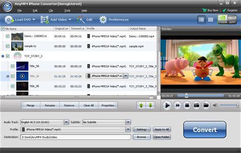dvd format mov anymp4 iphone 5 converter screenshot x 64 bit download