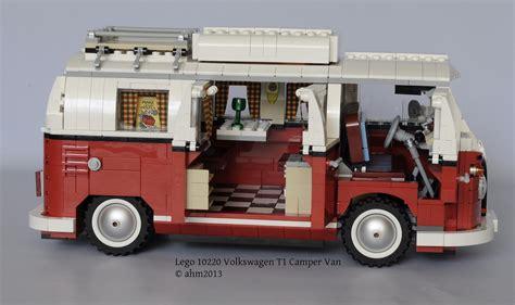 10220 Lego Creator Vw Cer lego volkswagen cer car interior design