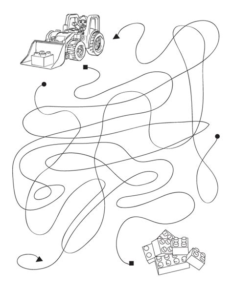 printable lego activity sheets assorted maze activity sheets lego maze coloring maze