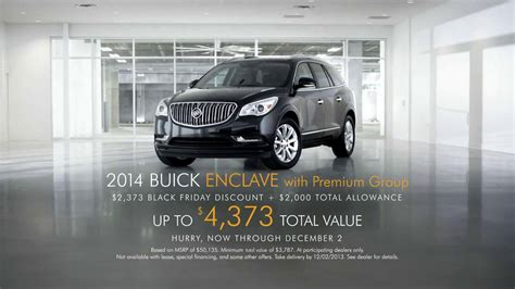 buick commercial actress early adopter buick black friday sales event tv commercial black eye