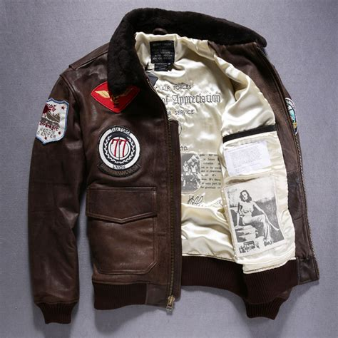Jaket Bomber Aubis Brown Waterproof Bomber Jaket 1 jacket leather picture more detailed picture about