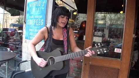 best busker teressa wilcox self destruct city newspapers best