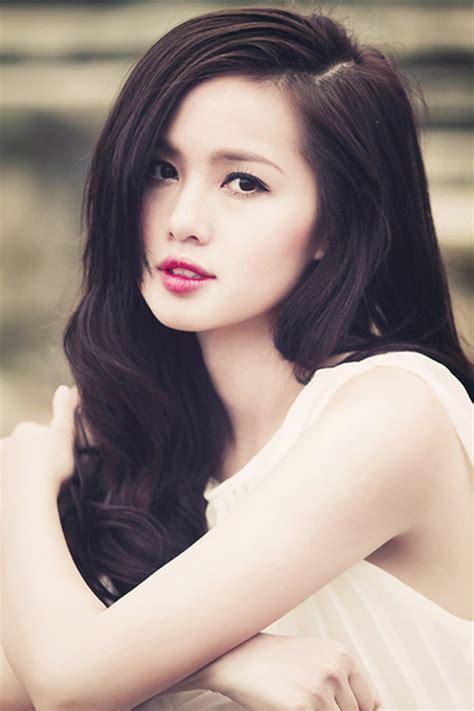 Hinh hot girl hau giang