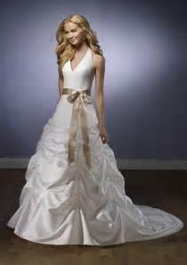wedding dress halter halter wedding dresses modern wedding dress and wedding