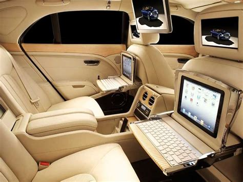 bentley inside view bentley mulsanne executive interior business insider