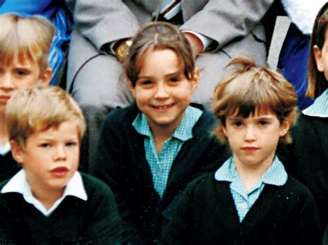 prince william and kate middleton childhood pictures kate s supposed plastic surgery thread