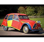 CITROEN 2CV  Review And Photos