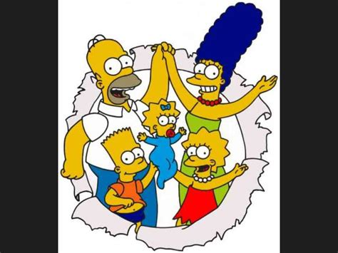 imagenes de la familia simpson ranking de personaje preferido de la familia simpson