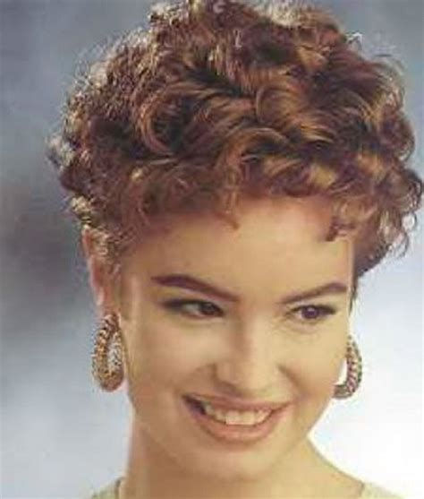 old fashioned pixie haircut very short curly hairstyles pictures