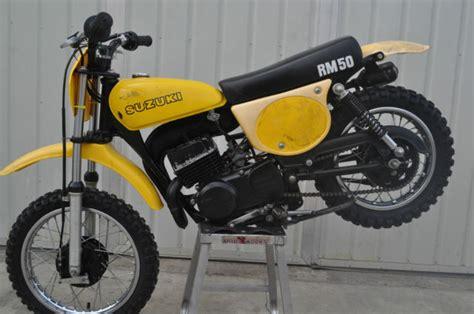 Suzuki Rm 50 1978 Suzuki Rm50 Rm 50 Other