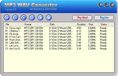 mp3 bpm converter download abyssmedia mp3 to wav converter free download at