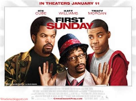 film terbaik ice cube first sunday ice cube and tracy morgan 2008 youtube