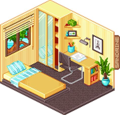isometric view of bedroom isometric bedroom by sandrine77 on deviantart