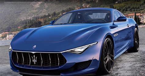 Maserati Elettrica 2020 by Nuova Maserati Alfieri Nel 2020 Al Posto Della Gran