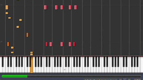 daft punk keyboard tonosynth synthesia voyager daft punk keyboard tutorial