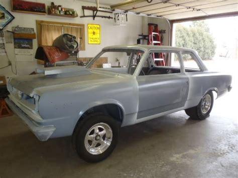 Amc 1966 Rambler Pro Street Drag Car Scrambler 401