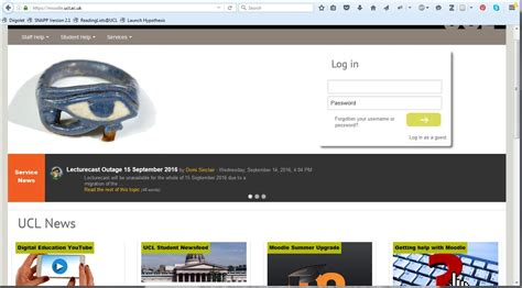 moodle theme api moodle ucl login streaming vivo directo