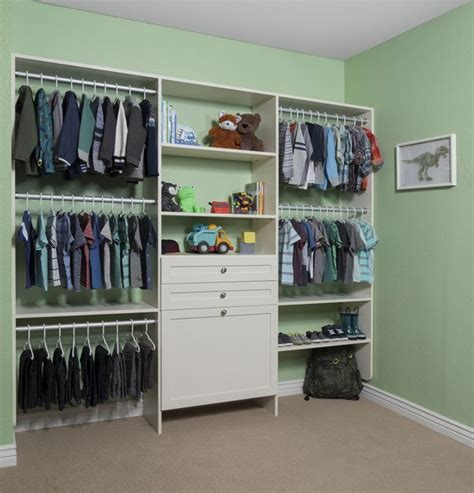Children Closet Organizer by Closets Themed Closets