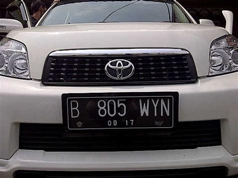 Dudukantatakan Plat Nomor Mobil Innova cara mengenal dan mengecek plat nomor mobil