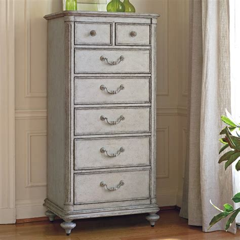 Lingere Dresser by Custom Painted Vintage Provincial Chest 6