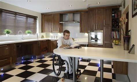 disabled kitchen design design matters adam thomas works in the field of