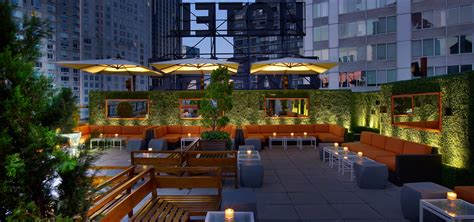 new york roof top bar empire hotel new york city restaurants dining empire