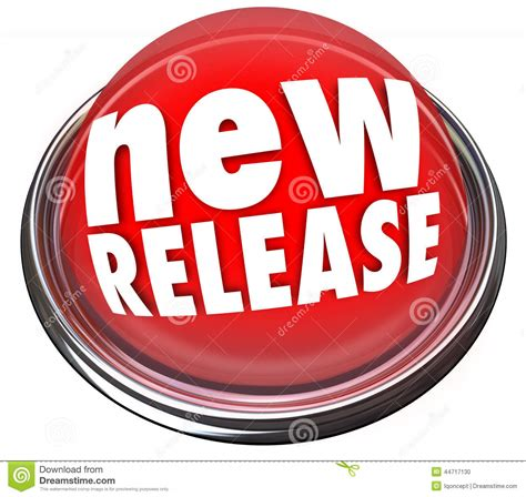 recent releases new release product debut update refresh button