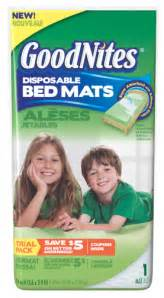 Goodnight Bed Mats by Better Than Free Goodnights Disposable Mats Coupons And