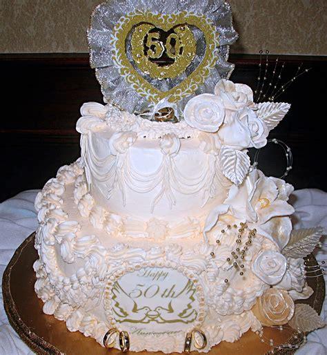 best 50 wedding anniversary cake ideas styles ideas - Wedding Anniversary Ideas Nc