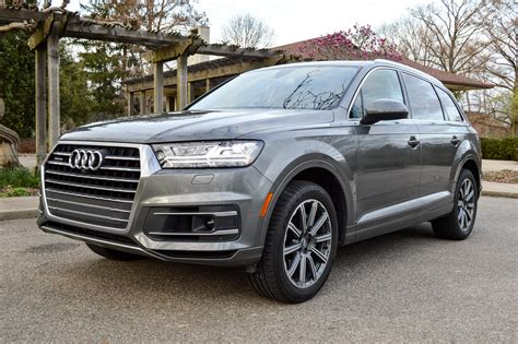 Review Of Audi Q7 by Review 2017 Audi Q7 95 Octane