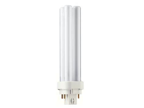 Lu Philips Plc 18 Watt philips 18 watt 4 pin warm white cfl bulb