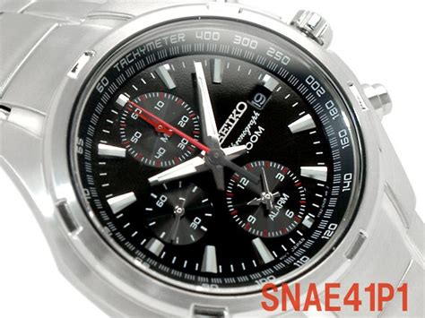 Seiko Chronograph Snae41p1 Seiko Snae41p1 Watches Seiko Chronograph Watches At Bodying My