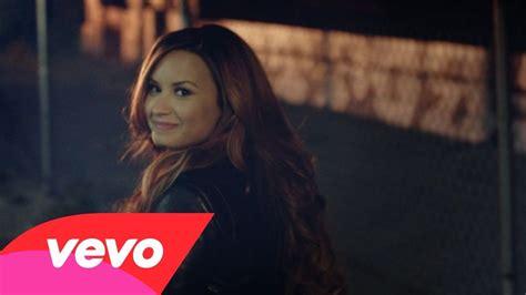 demi lovato give your heart a break lyrics in spanish demi lovato give your heart a break official video