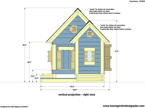 Free Insulated Dog House Plans Insulated Dog House With House Plans Insulated