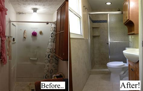 how to remodel a small bathroom before and after small bathroom remodel pictures before and after