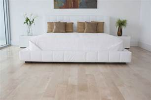 Hardwood Floor Bedroom 5 Best Bedroom Flooring Materials
