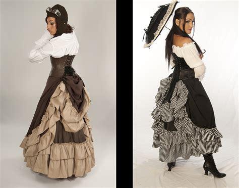steunk style bustle skirt 100 images persephone mini bustle skirt