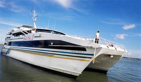 bali catamaran speed bali hai cruise wisata ke bali