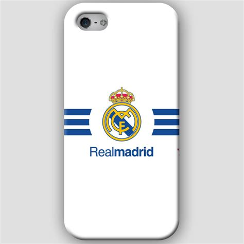 fundas iphone 4 4s fundas para iphone 4 4s 5 5s con dise 241 os real madrid