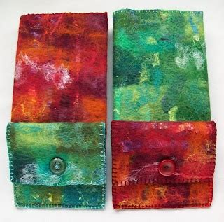 video tutorial zed felt by zed coin purse tutorial felted fulled