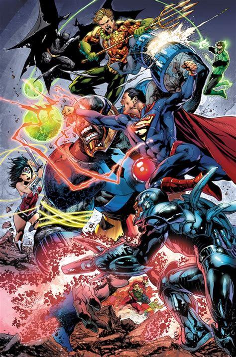 libro justice league the darkseid the new 52 justice league vs darkseid dc comics central