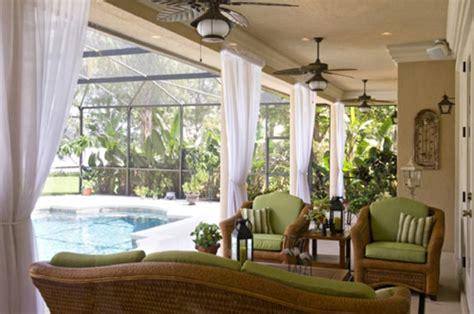 Vorhänge Terrasse by Entspannen Sie Sich Im Au 223 En Raum