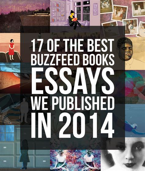 we count it all essays books 17 of the best buzzfeed books essays we published in 2014