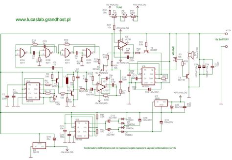 pulse induction detector circuit printer friendly 4hv org