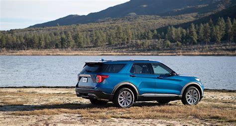 Ford In Hybrid 2020 by 2020 Ford Explorer Hybrid Promises 500 Of Range