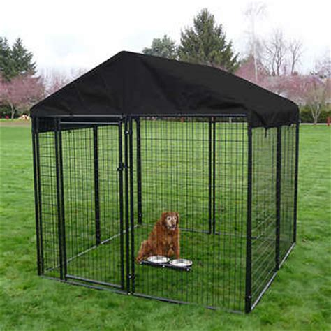 costco kennel akc 10 ft x 10 ft welded wire kennel