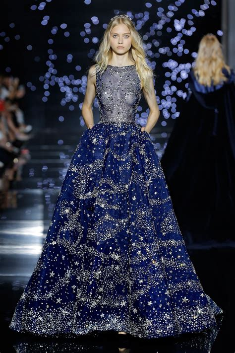 Carpet Clothes From Gorgeous Couture by Zuhair Murad Couture Fall Winter 2015 2016 Dresses