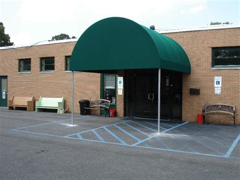 awnings south jersey barrel style awning south jersey awnings